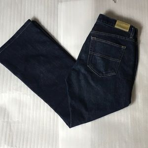 Tommy Hilfiger low rise boot cut jeans size 6